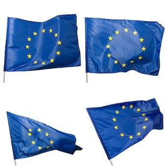 Europese unie vlag