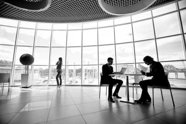 Executives samen te werken op projectbasis