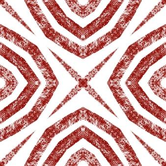 Exotisch naadloos patroon