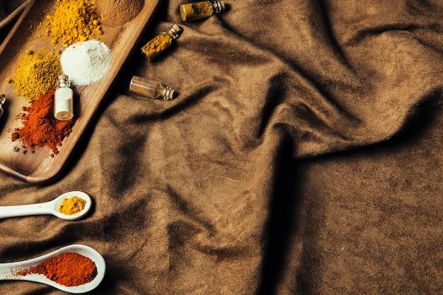 Exotische indiase kruiden