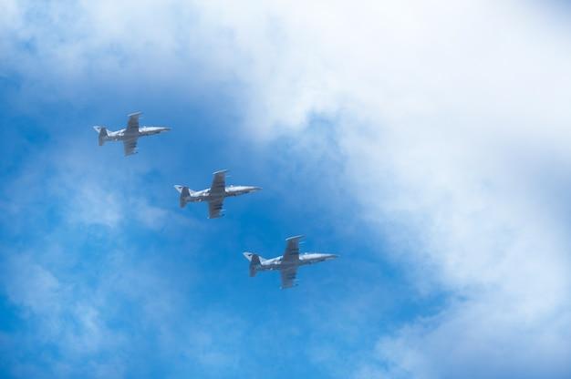 F-16 straaljager vliegtuig van de royal air force