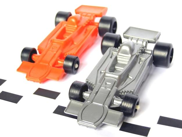F1 formule 1-racewagen