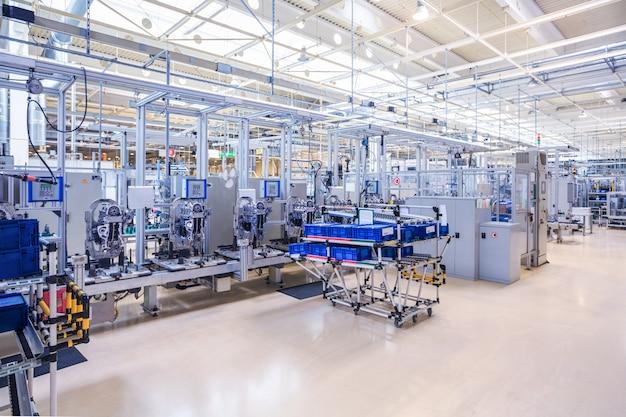 Fabricage van automotoren