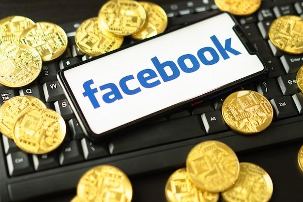 Facebook nieuwe elektronische valuta genaamd weegschaal.