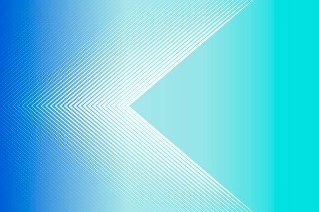Fading halftone geometrische patroon blauwe achtergrond