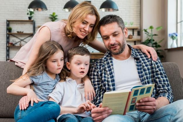Familie lezen