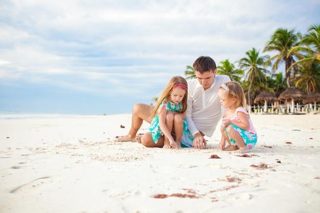 Familie vakantie