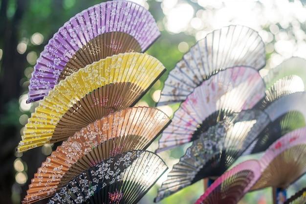 Fans van kleuren
