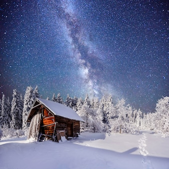 Fantastisch winterlandschap.