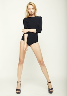 Fashion model vrouw