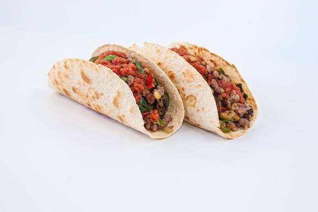Fastfood comida cocina burrito lekker