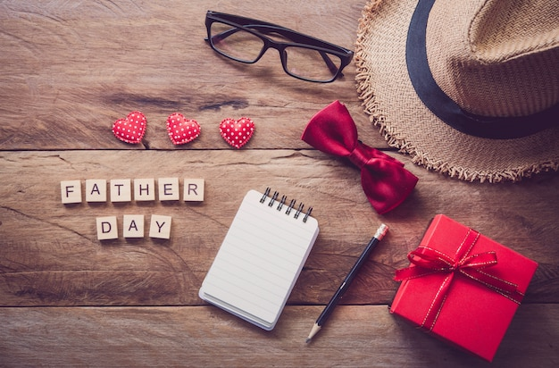 Fathers day-elementen