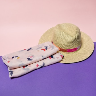 Fedora hoed voor vrouwen