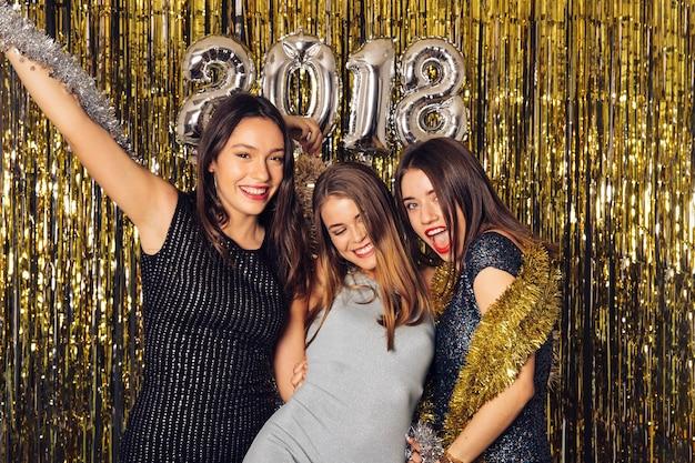 Feestelijk nieuwjaar clubfeest