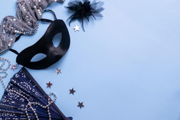 Feestelijke carnaval accessoires