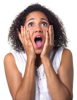 Felicidad sorpresa alegria personas afleiding