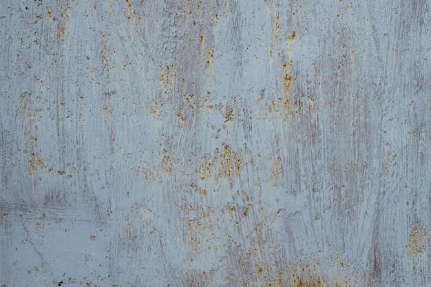 Fijne textuur van oud roestig plaatwerk