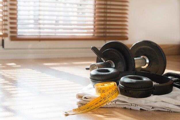 Fitness thuis ramen