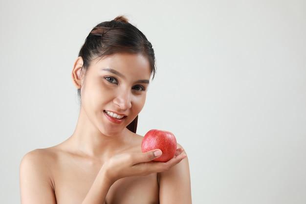 Fitness vrouw