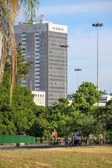 Flamengo-stortplaats in rio de janeiro