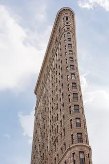 Flatiron building in nyc