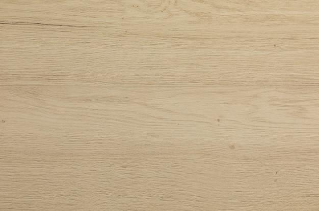 Flatlay van bas-hout laminaat vloerbedekking van vlas kleur