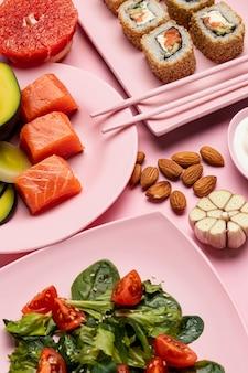 Flexitair dieet hoge hoek