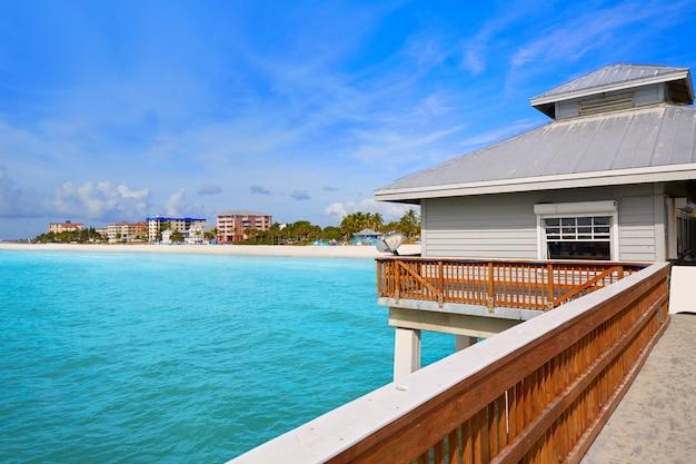 Florida fort myers pier strand vs.