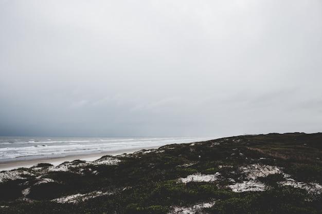 Fogy day op het strand