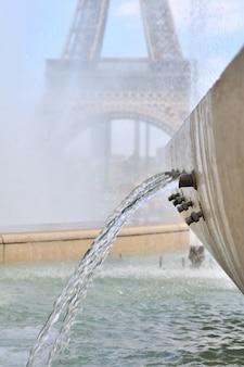 Fonteinen in parijs