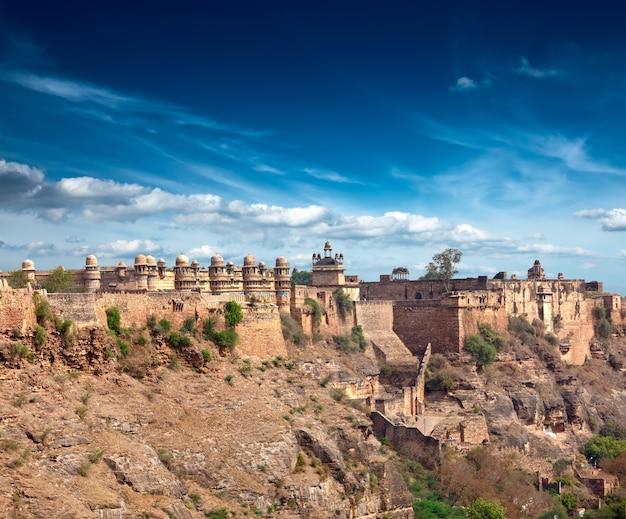 Fort van gwalior