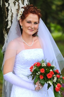 Foto's voor de bruiloft