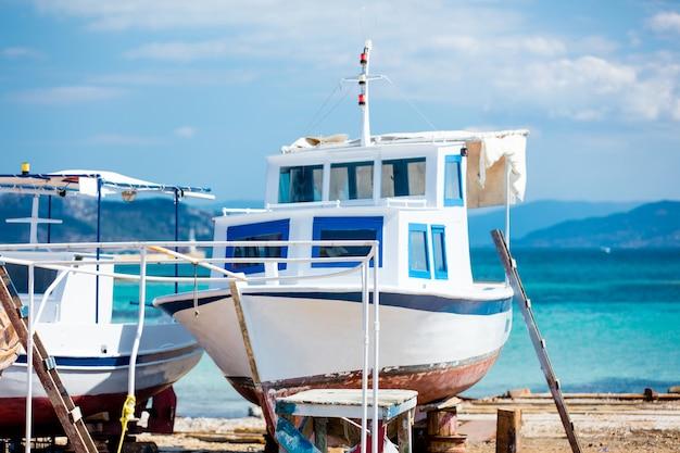 Foto van de haven