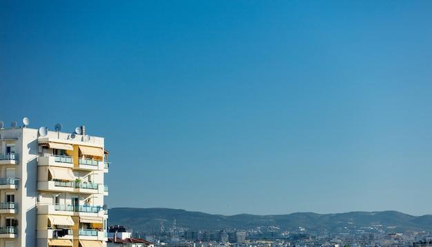 Foto van de stad