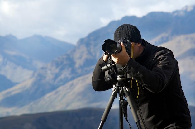 Fotografie man