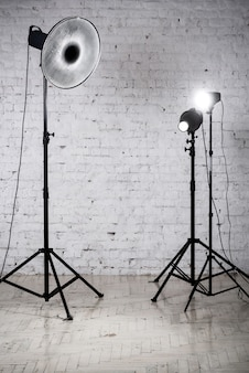 Fotografische studio-apparatuur en accessoires