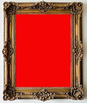 Fotolijst, galerij, leeg frame, fotodecoratie