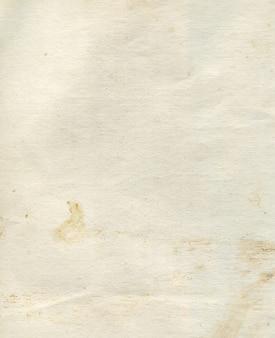 Fototextuur van oud verschoten papier