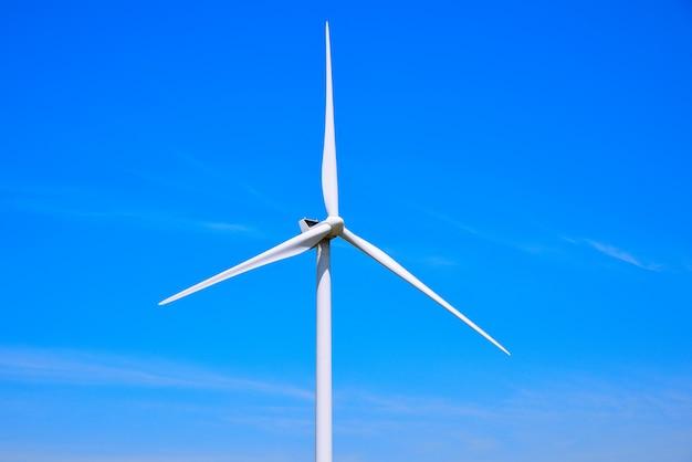 Fragment van een windmolen