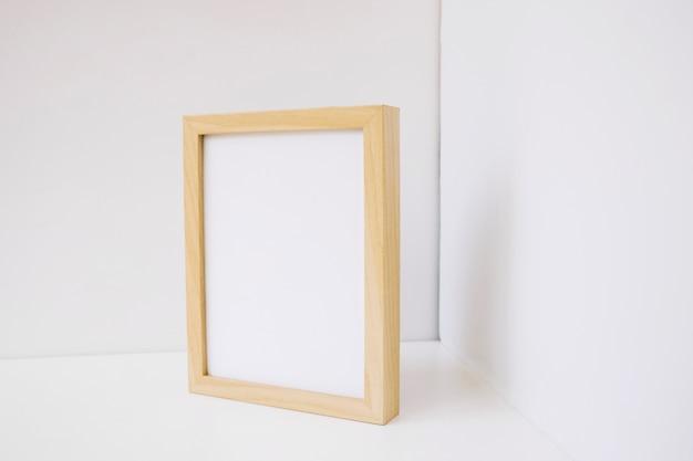 Frame in hoek
