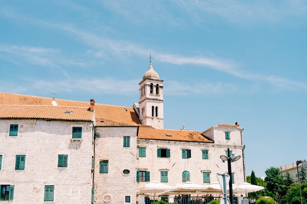 Franciscaner klooster sveti frane sibenik dalmatië kroatië