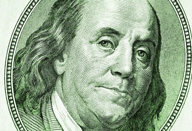 Franklin portret