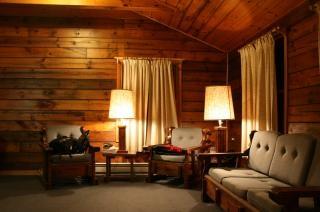 Frans creek state park hutten