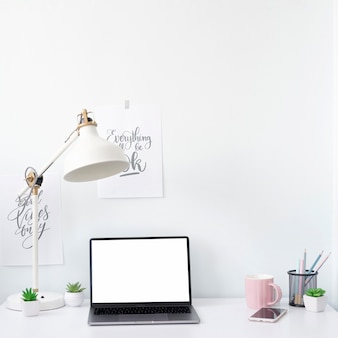 Freelance bureau thuiskantoor