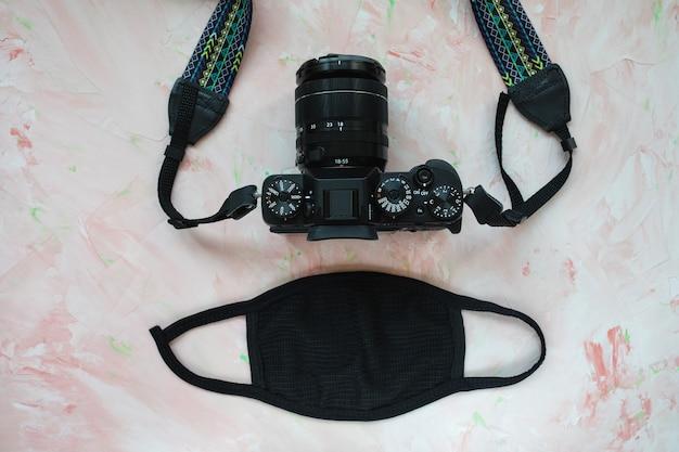 Freelance fotograaf tijdens quarantaine