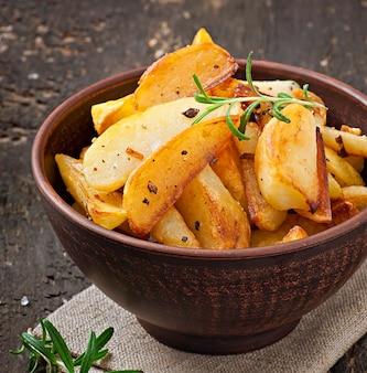 Frieten aardappelpartjes