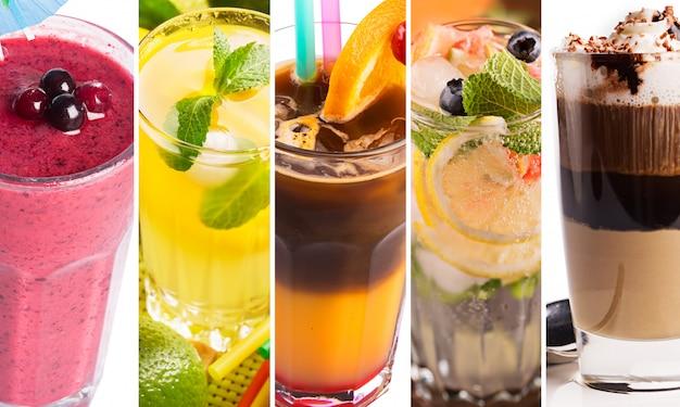Frisse cocktails