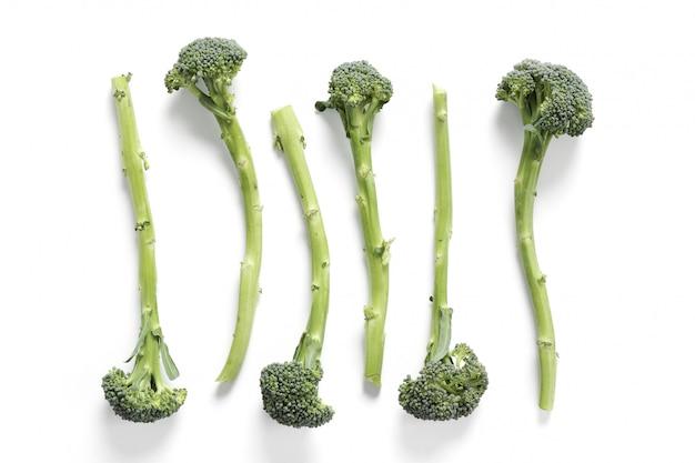 Frisse groene broccolis
