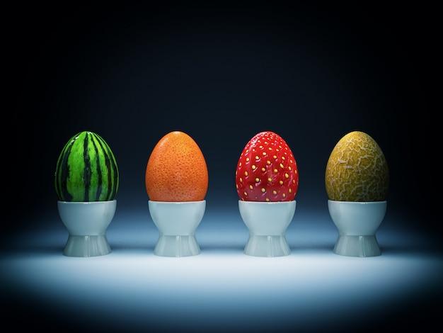 Fruit eieren