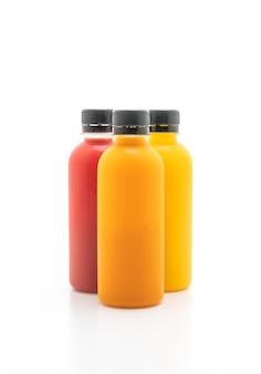 Fruit- en groentesapfles (gezonde drank)